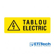 Etichete indicator tablou electric 88x30mm