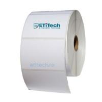Etichete plastic PE 40x15mm 1000buc